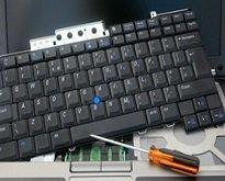 Не работает клавиатура или отдельные ее клавиши